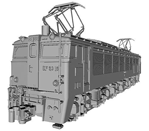 KATO Nゲージ EF63 2次形 JR仕様 3085-2 鉄道模型 電気機関車