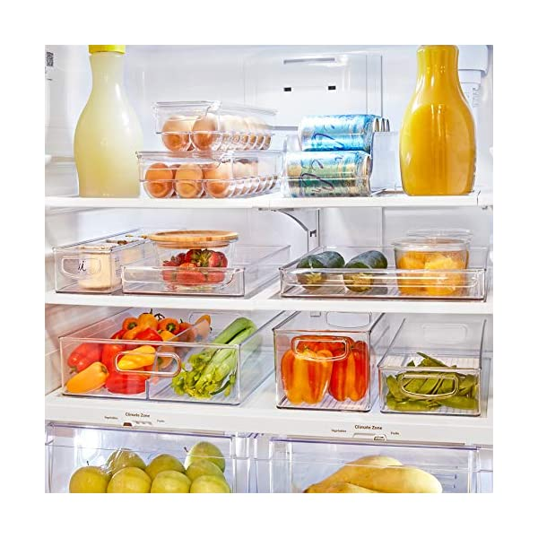 InterDesign 冷蔵庫用 卵入れ エッ...の紹介画像7