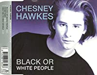Black or white people [Single-CD]