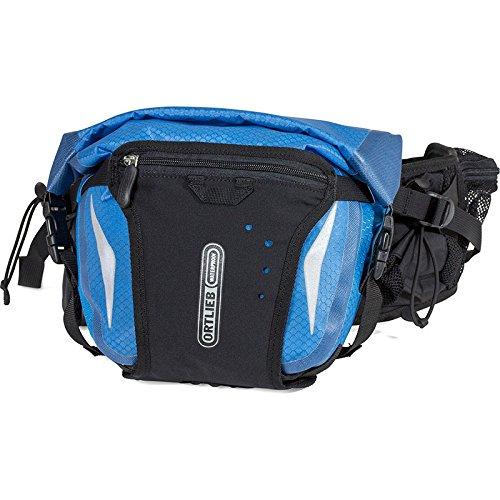[해외]ORTLIEB (오루토리부) 엉덩이 팩 2 R1015 오션 블루 | 스틸 블루 M/ORTLIEB (Orlieb) Hip Pack 2 R1015 Ocean Blue | Steel Blue M