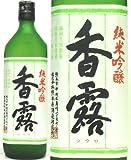 香露(熊本県・熊本市)、純米吟醸 720ml/1本箱入り