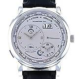 ランゲ&ゾ-ネ A.LANGE&SOHNE ランゲ1 タイムゾ-ン 116.025 新品 腕時計 メンズ [並行輸入品]