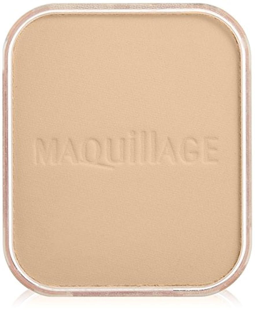 累計第二保存マキアージュ ライティング ホワイトパウダリー UV オークル10 (レフィル) (SPF25?PA++) 10g