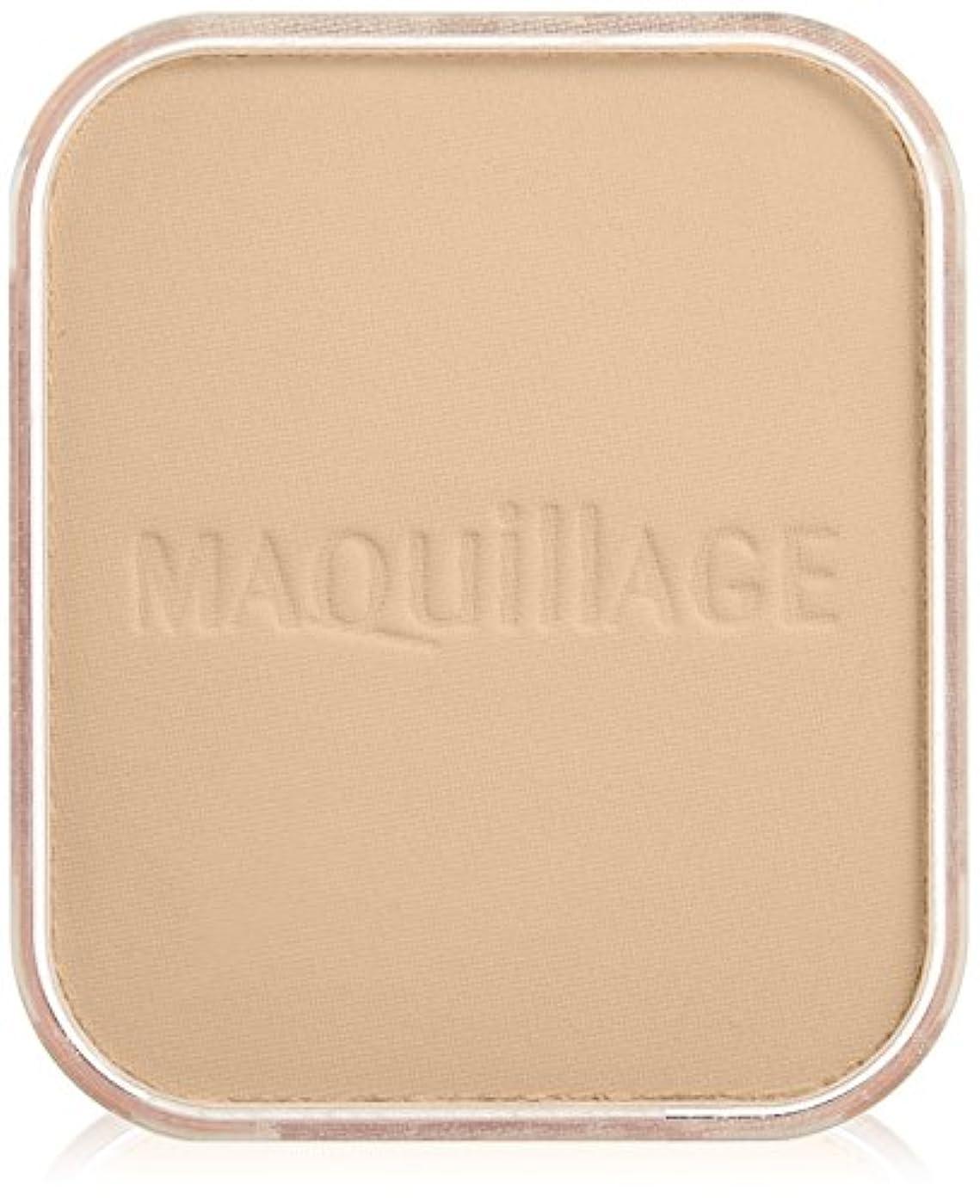 毛皮材料周術期マキアージュ ライティング ホワイトパウダリー UV オークル10 (レフィル) (SPF25?PA++) 10g