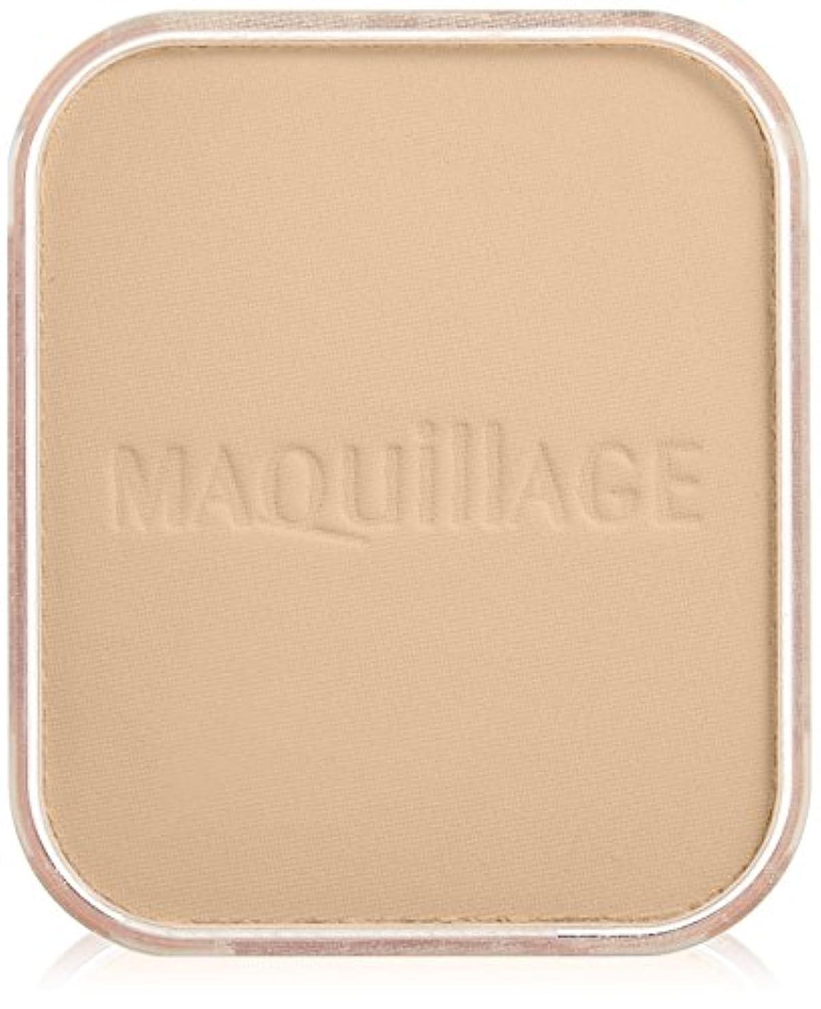 ペダルカウントリレーマキアージュ ライティング ホワイトパウダリー UV オークル10 (レフィル) (SPF25?PA++) 10g