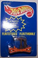 Hot Wheels 1994 Color Changing Flintstones Flintmobile 1:64 Scale [並行輸入品]