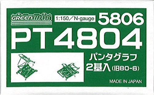 Nゲージ 5806 PT4804 (パンタグラフ)