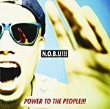 Love On Sunday♪N.O.B.U!!!のCDジャケット