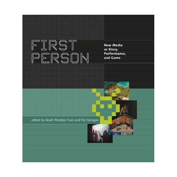 First Person: New Media ...の商品画像
