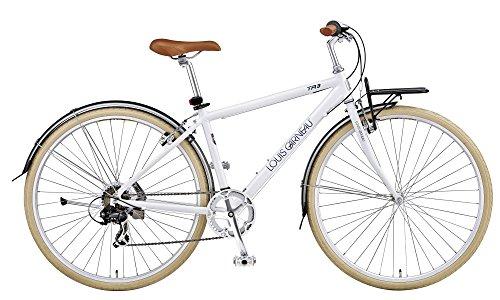 LOUIS GARNEAU(ルイガノ) LOUIS GARNEAU(ルイガノ) LGS-TR3 2015年モデル クロスバイク マットホワイト/520mm 15LG-T3-03