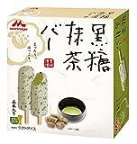 森永乳業 黒糖抹茶バー 55ml×5本×8個