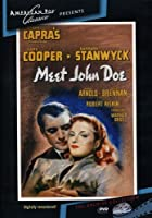 Meet John Doe (1941) [DVD]