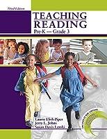 Teaching Reading Pre-K-Grade 3