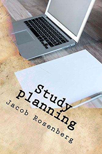 Study planning (Ultimate Researcher's Guide Book 3) (English Edition)