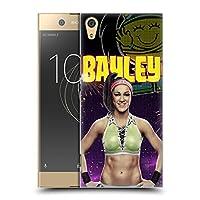 オフィシャル WWE LEDイメージ Bayley ハードバックケース Sony Xperia XA1 Ultra / Dual