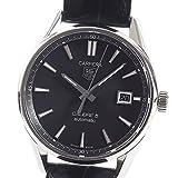 [タグホイヤー]TAG Heuer 腕時計 カレラキャリバー5 WAR211A.FC6180 中古[1299619] ブラック