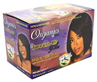 Africas Best Organics Touch-up Plus Moisturizing Regular Relaxer Kit (並行輸入品)