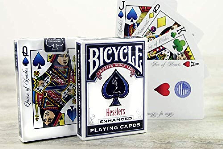 Hesslers Playing Card Decks 4色デッキ トランプ