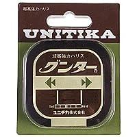 ユニチカ(UNITIKA) ハリス グンター ナイロン 10m 0.6号 カモフラージュブラウン U01610T