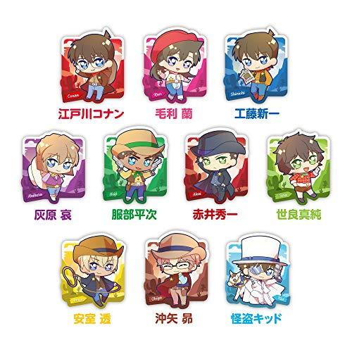 名探偵コナン クリアクリップバッジ vol.4 (BOX)