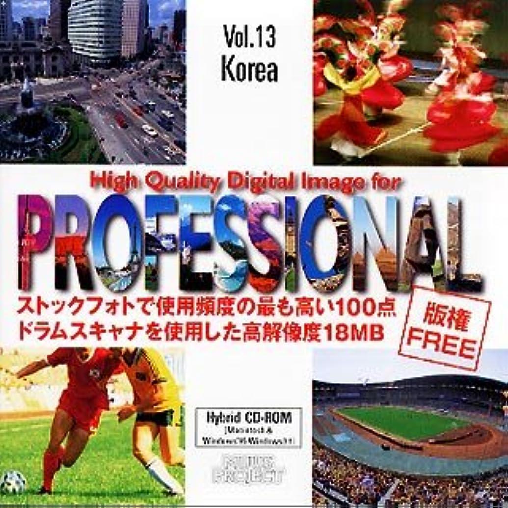 早める自然作りますHigh Quality Digital Image for Professional Vol.13 Korea