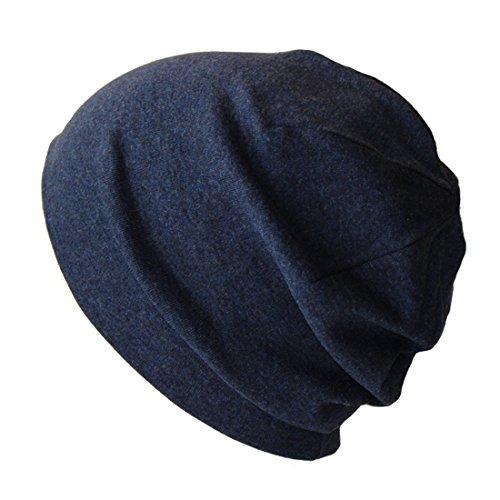 抗がん剤/医療用帽子 オーガニック シンプルニットキャップ【全11色】【秋冬春用】