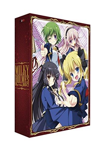 ミルキィホームズ Blu-ray BOX2 ~探偵オペラ ミルキィホームズ 第2幕~(初回限定生産)
