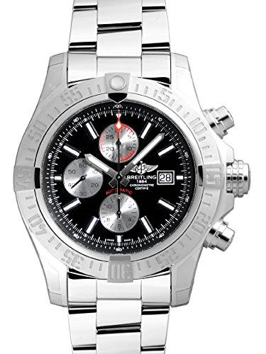 [ブライトリング] BREITLING 腕時計 スーパーアベンジャーII A331B29PSS メンズ 新品 [並行輸入品]