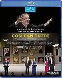モーツァルト : 歌劇《コジ・ファン・トゥッテ》 / ニコラウス・アーノンクール (Imozart : Così fan tutte / Nikolaus Harnoncourt) [Blu-ray] [Import] [日本語帯・解説付き] [Live]