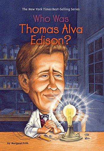 Who Was Thomas Alva Edison? (Who Was?)の詳細を見る