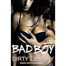 Bad Boy: Taboo Erotica Bundle