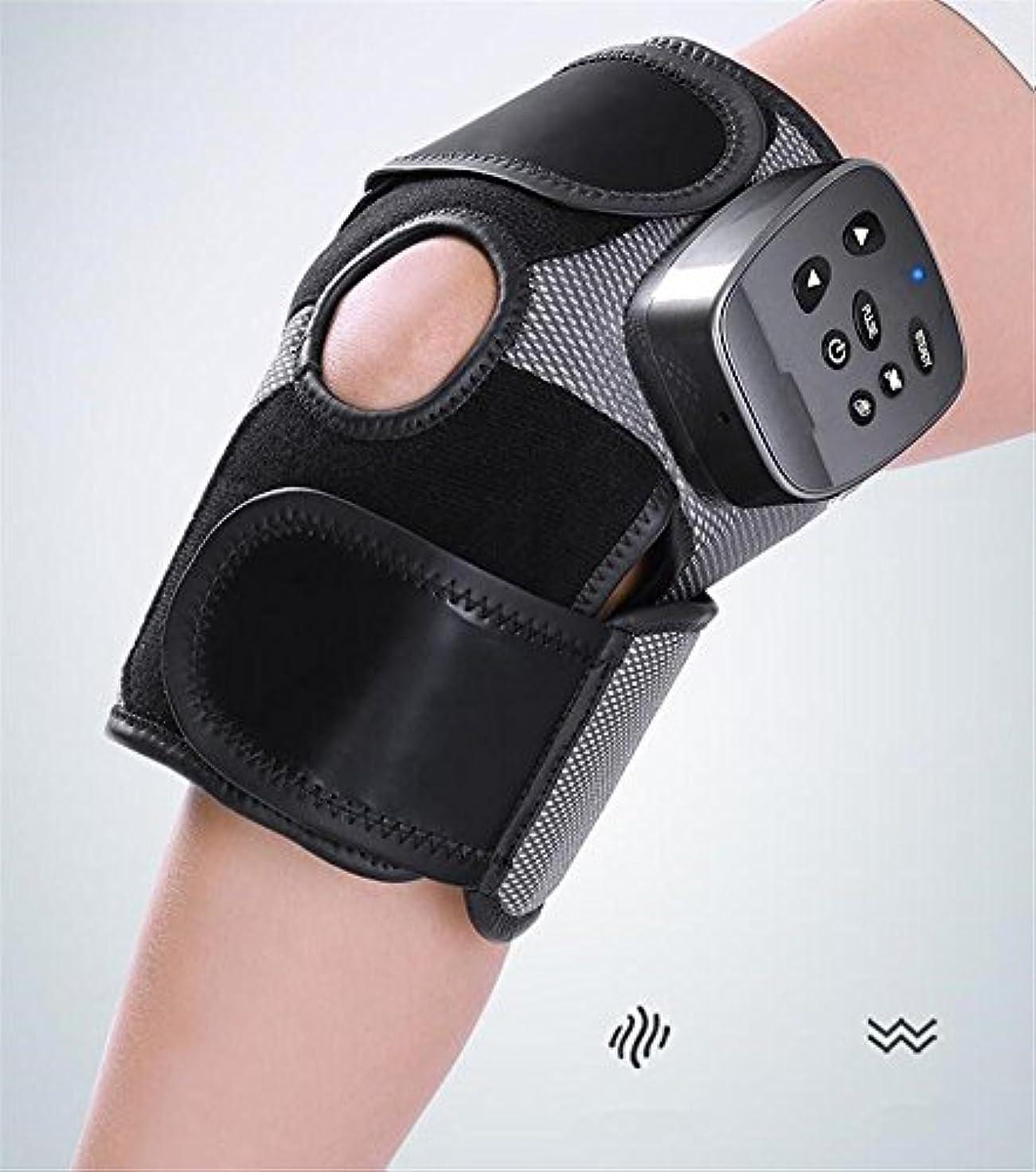 ペダル不利宗教ELEGENCE-Z膝の痛みのためのベストひざ掛けメリディアンジョイントヘルスケア理学療法器感謝祭Xmasハイエンドのギフト