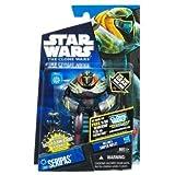 Hasbro スター・ウォーズ クローン・ウォーズ ベーシックフィギュア セリパス/Star Wars 2011 The Clone Wars Action Figure CW61 Seripas【並行輸入】