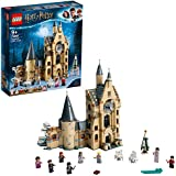 LEGO Harry Potter and The Goblet of Fire Hogwarts Clock Tower 75948 Building Kit