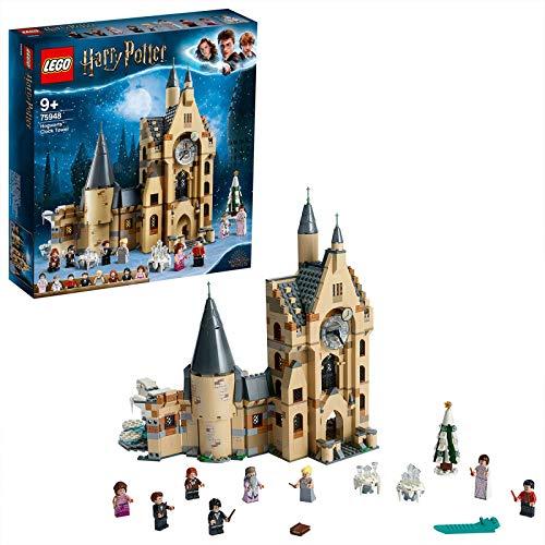 レゴ(LEGO) ハリーポッター ホグワーツの時計塔 75948