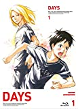 DAYS 第1巻 初回限定版 [Blu-ray]