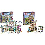 レゴ(LEGO)フレンズ ハートレイクシティ リゾート 41347 & レゴ(LEGO) フレンズ フレンズのさくせんハウス 41340【セット買い】