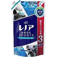 【大容量】 レノア 本格消臭 柔軟剤 スポーツ フレッシュシトラスブルー 詰め替え 超特大 1320mL