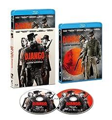 ジャンゴ 繋がれざる者 ブルーレイ&DVDコンボ(初回生産限定) (2枚組) [Blu-ray]