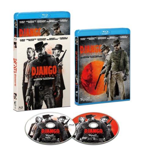ジャンゴ 繋がれざる者 ブルーレイ&DVDコンボ(初回生産限定) (2枚組) [Blu-ray]の詳細を見る