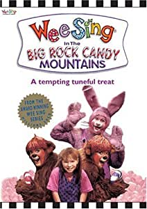 Wee Sing in the Big Rock Candy Mountains [DVD] [Import]