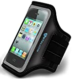 Best iPhone 4Sアームバンド - iPhone 4 4S Armband : Stalion Sports Running Review