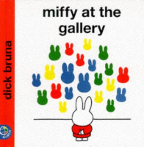 Miffy at the Gallery (Miffy's Library)の詳細を見る