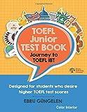 TOEFL Junior Test Book: Journey to TOEFL IBT 画像