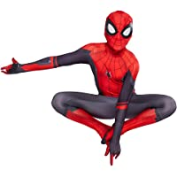 S&C Live スパイダーマンコスプレ キッズ 子供 男の子 スパイダーマン衣装 スパイダーマン仮装 リアル 3D立体…