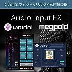 Audio Input FX + Voidol Plugin Package + Megpoid ボイスモデル セット ダウンロード版