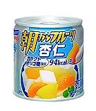 はごろも 朝からフルーツ杏仁 190g×4個 (4083)