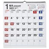 能率 NOLTY 2021年 カレンダー 壁掛け 28 B3変型 C118 ([カレンダー])