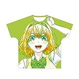 アルマビアンカ 五等分の花嫁 四葉 Ani-Art フルグラフィックTシャツ ユニセックス (サイズ/XL)