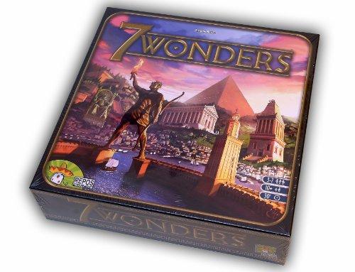 世界の七不思議 (7 Wonders) 多言語版 ボードゲーム